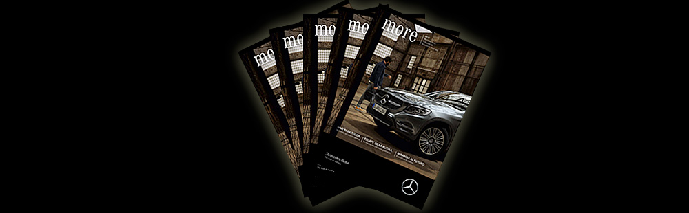 Revista More Mercedes-Benz