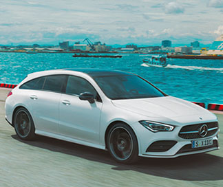 Oferta Mercedes CLA Shooting Brake